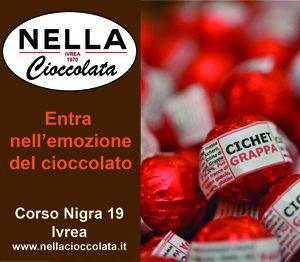 Nella cioccolata
