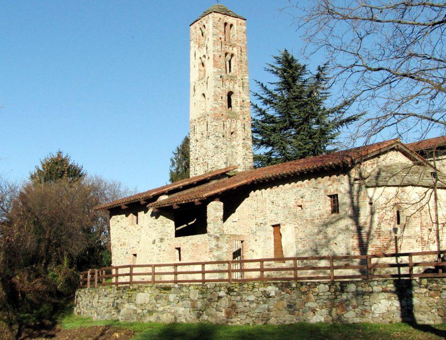 chiesa dei Santi Pietro e Paolo di Bollengo