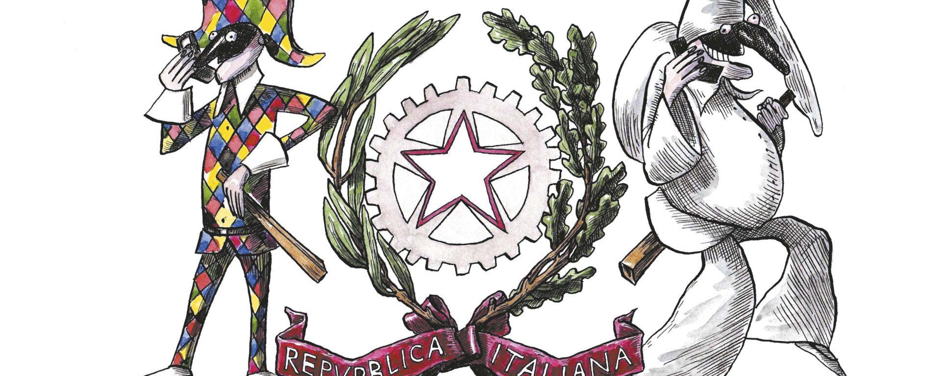 Anni 70 Colori la costituzione a colori, a 70 anni dalla promulgazione