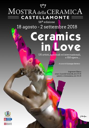 Mostra Della Ceramica Di Castellamonte.Il Manifesto Della Mostra Della Ceramica Di Castellamonte Risveglio Popolare