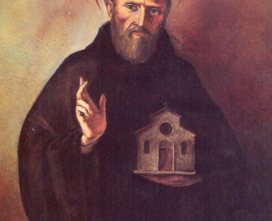 sveti Albert iz Pontide - plemič in opat