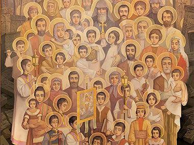 Martiri Armeni (1) – Risveglio Popolare